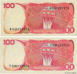 Indonesia 100 Rupiah A-UNC P-122 1984