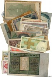 Lot de 50 Billets LOTS  1900 P.LOT TB
