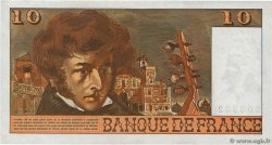10 Francs BERLIOZ FRANCE  1977 F.63.22 VF