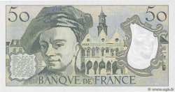 50 Francs QUENTIN DE LA TOUR FRANCE  1984 F.67.10 UNC-