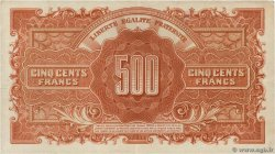 500 Francs MARIANNE FRANCE  1945 VF.11.02 TB