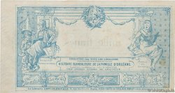 1000 Francs Sainte Farce  FRANCE régionalisme et divers  1883 F.- pr.TTB