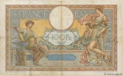100 Francs LUC OLIVIER MERSON grands cartouches FRANCE  1931 F.24.10 pr.TB