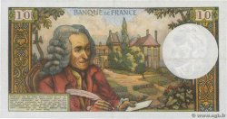 10 Francs VOLTAIRE FRANCE  1966 F.62.23 SUP