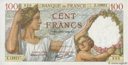 100 Francs SULLY  FRANCE  1940 F.26.33 pr.SPL