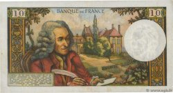 10 Francs VOLTAIRE  FRANCE  1966 F.62.20 TB+
