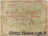 5 Sous FRANCE régionalisme et divers NIMES 1792 Kc.30.067 TB