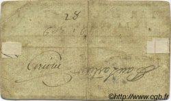 10 Sous FRANCE régionalisme et divers UZES 1792 Kc.30.158a TTB