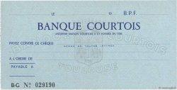 Francs FRANCE régionalisme et divers Toulouse 1943 DOC.Chèque NEUF