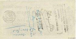 1500 Francs FRANCE régionalisme et divers Dinan 1935 DOC.Chèque TTB
