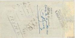 22897,80 Francs FRANCE régionalisme et divers Dinan 1933 DOC.Chèque TTB