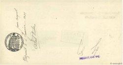 1322,80 Francs FRANCE régionalisme et divers MAZAMET 1931 DOC.Chèque SPL