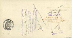 3980 Francs FRANCE régionalisme et divers MAZAMET 1931 DOC.Chèque SUP