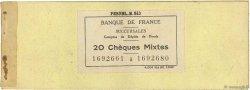 Francs FRANCE régionalisme et divers Honfleur 1952 DOC.Chèque TTB
