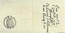 2177 Francs FRANCE régionalisme et divers PARIS 1939 DOC.Chèque TTB