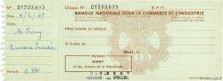 Francs FRANCE régionalisme et divers Niort 1949 DOC.Chèque SPL