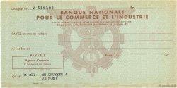 Francs FRANCE régionalisme et divers Paris 1930 DOC.Chèque TTB