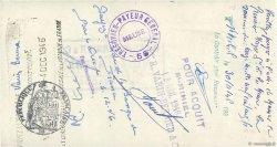 11905 Francs FRANCE régionalisme et divers Saint-Mihiel 1946 DOC.Chèque TTB