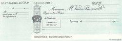 Francs FRANCE régionalisme et divers ÉPERNAY 1960 DOC.Chèque SPL