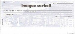 Francs FRANCE régionalisme et divers (LYON) 1970 DOC.Chèque SPL