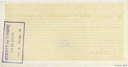 Francs FRANCE régionalisme et divers ORBEC 1943 DOC.Chèque SUP