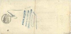 200 Francs FRANCE régionalisme et divers PARIS 1939 DOC.Chèque TTB