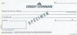 Francs FRANCE régionalisme et divers (PARIS) 1959 DOC.Chèque SUP