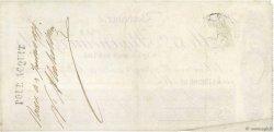 7000 Francs FRANCE régionalisme et divers BORDEAUX 1879 DOC.Chèque TTB