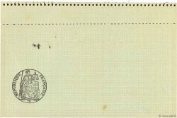 Francs FRANCE régionalisme et divers PARIS 1944 DOC.Chèque SUP