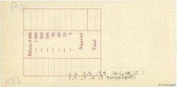 Francs FRANCE régionalisme et divers SAINT-GIRONS 1943 DOC.Chèque SPL