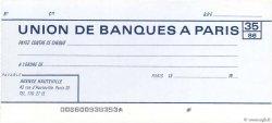Francs FRANCE régionalisme et divers Paris 1959 DOC.Chèque SPL