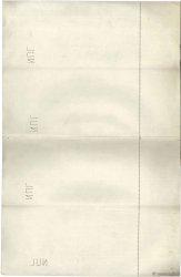 Francs FRANCE régionalisme et divers (NOYON) 1865 DOC.Chèque TTB