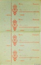 Francs FRANCE régionalisme et divers Le Havre 1900 DOC.Chèque SUP