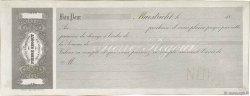 (Bon Pour) FRANCE régionalisme et divers MAESTRICHT (PAYS-BAS) 1840 DOC.Chèque SUP