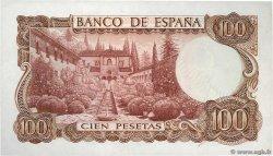100 Pesetas ESPAGNE  1970 P.152a pr.SUP