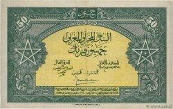 50 Francs MAROC  1944 P.26a TTB+