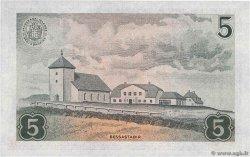 5 Kronur ISLANDE  1957 P.37b NEUF