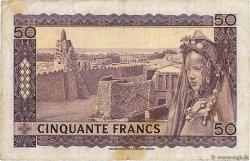 50 Francs MALI  1960 P.06 pr.TTB
