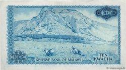 10 Kwacha MALAWI  1975 P.12c TTB+