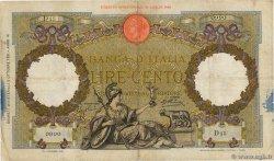 100 Lire ITALIE  1934 P.055a TB
