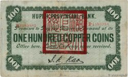 100 Coppers CHINE  1914 PS.2098 TB
