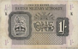 1 Shilling ANGLETERRE  1943 P.M002 TB