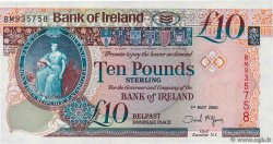 10 Pounds  NORTHERN IRELAND  2005 P.079Ab