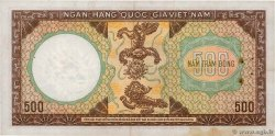 500 Dong VIET NAM SOUTH  1964 P.22a XF