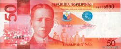 50 Piso PHILIPPINES  2015 P.207a NEUF