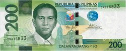 200 Piso PHILIPPINES  2015 P.209a NEUF