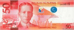50 Piso PHILIPPINES  2010 P.207a NEUF