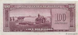 100 Bolivianos  BOLIVIE  1945 P.142 SUP
