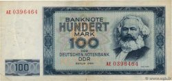 100 Mark  GERMAN DEMOCRATIC REPUBLIC  1964 P.26a