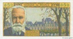 5 Nouveaux Francs VICTOR HUGO FRANCE  1964 F.56.16 SUP+